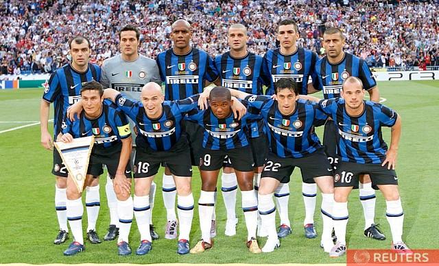 Состав команды интер сезон 2009- 2010