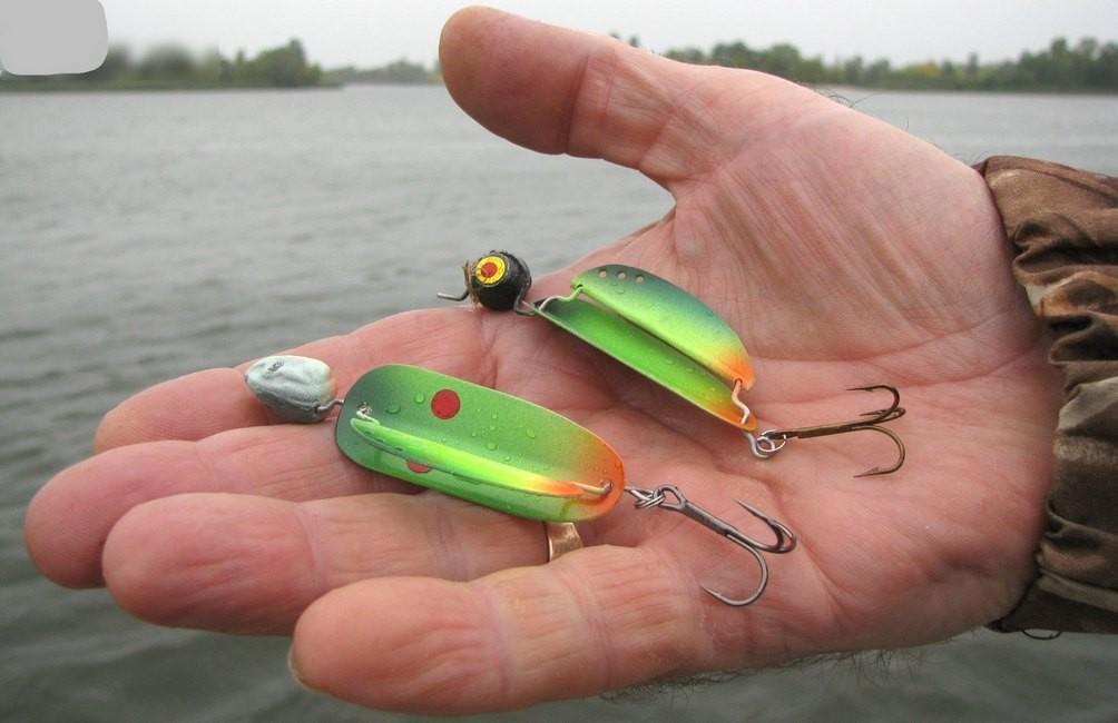 Самодельные приманки для рыбалки своими руками