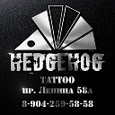 Hedgehog-tattoo (тату в Коврове)