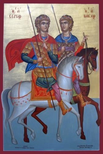 Святые мученики СЕРГИЙ И ВАКХ РИМСКИЕ (290–303)...   Интересный контент в  группе ПРАВОСЛАВНЫЕ ИКОНЫ, МОЛИТВЫ, ХРАМЫ.