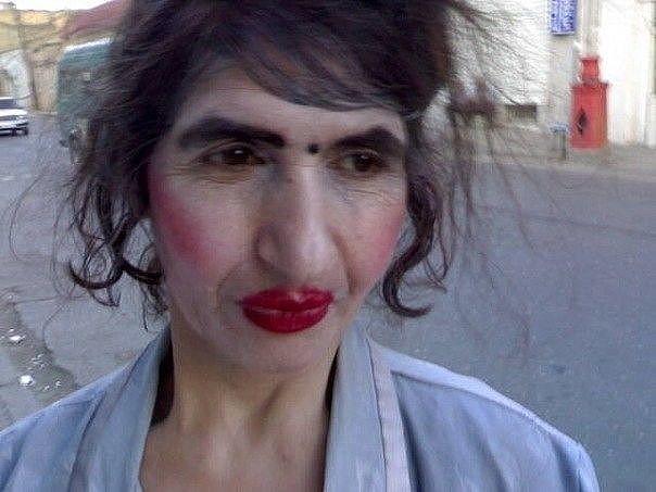 фото уродливых армян след носят целью