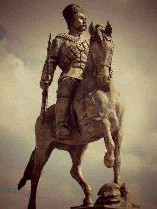 """Bugün (15 kasım) Azerbaycan'ın ulu kahramanı olan, """"Settar han'ın ..."""