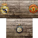 Manchester United -- Real Madrid -- Inter