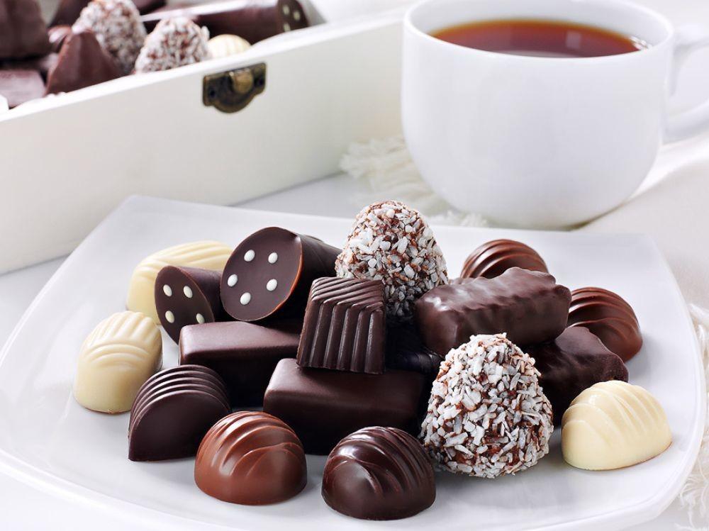 лучшие картинки с конфетами образ