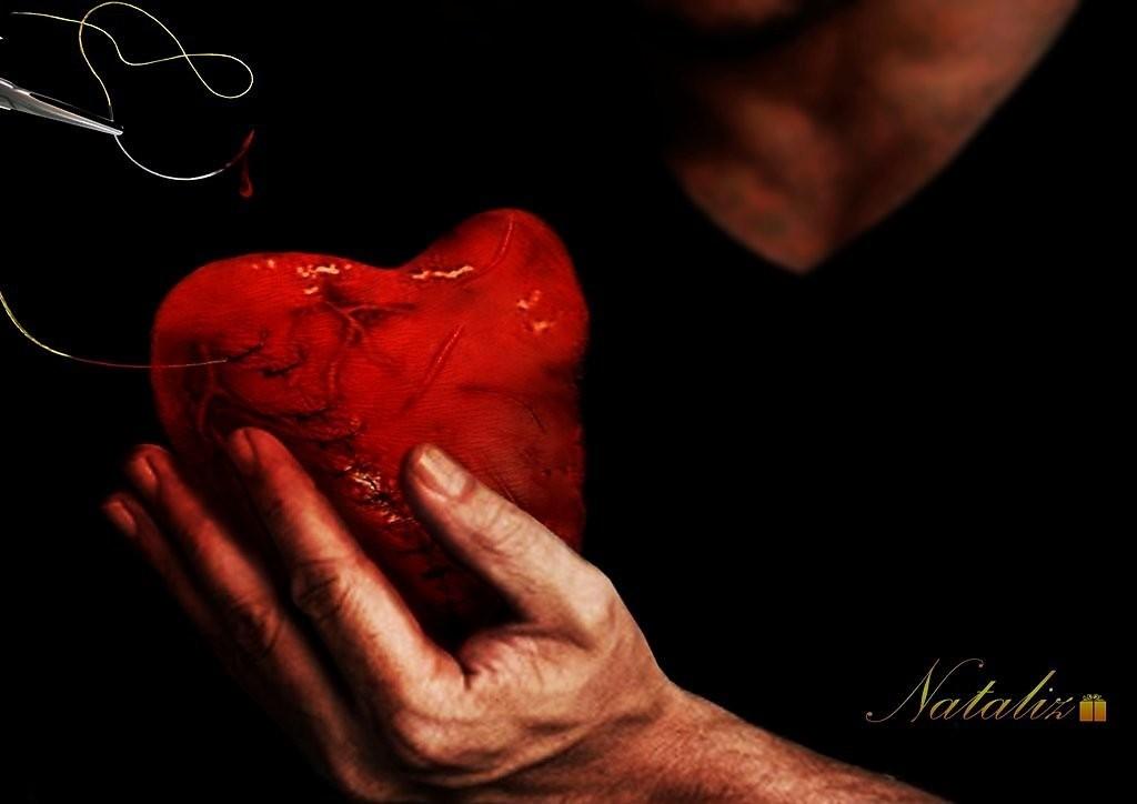 нем картинки с израненным сердцем такой важный