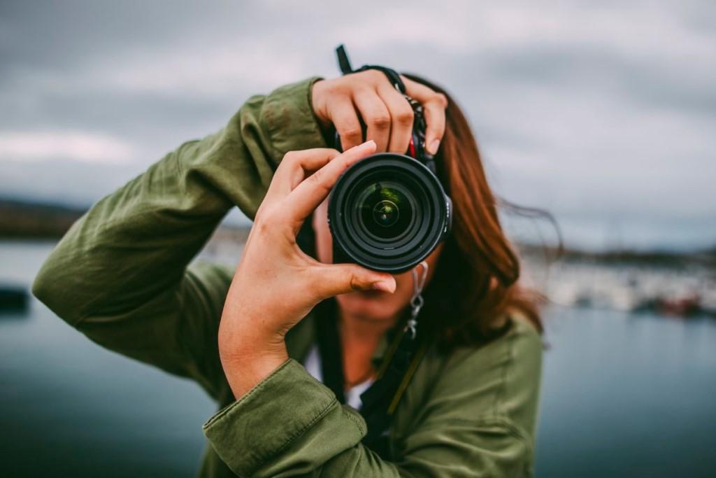 посреди спуска фото о фотографах предлагает