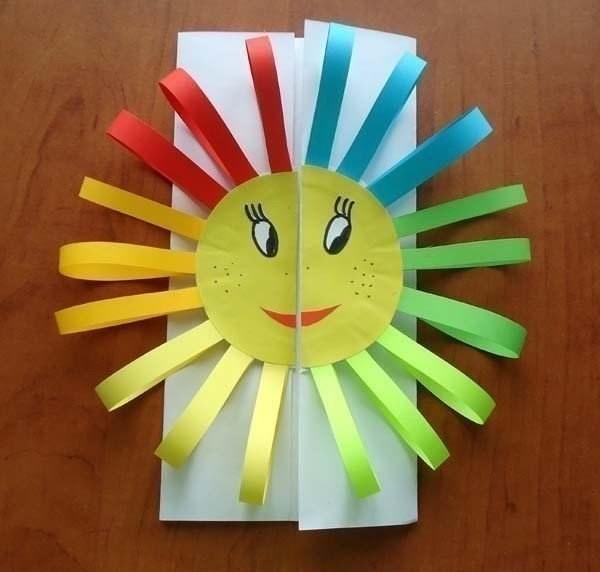 День, открытки своими руками для детского сада на день матери
