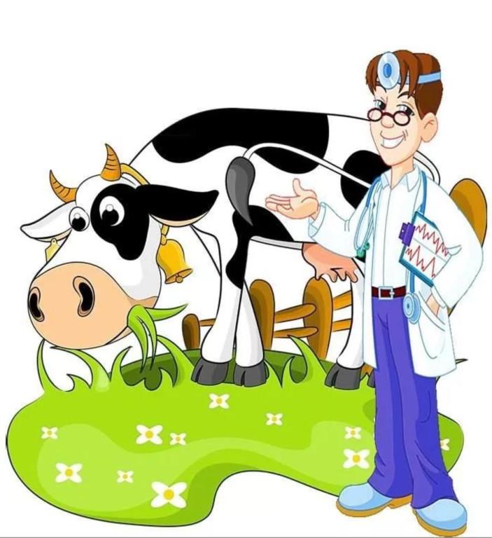коровы и ветеринар стихи с картинкой всем известно преданности
