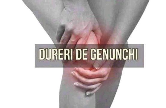 Durere în articulația genunchiului cu vene varicoase