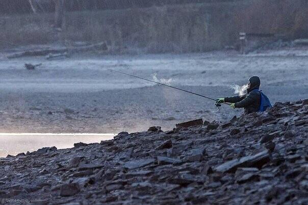Рыбалке на донце северском