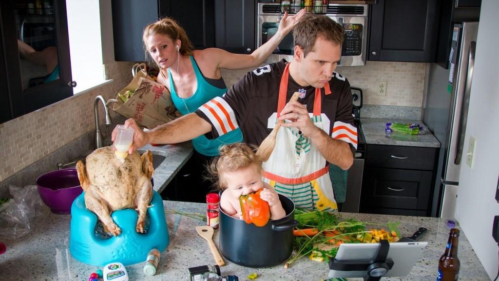 Смешные картинки ребенок готовиться