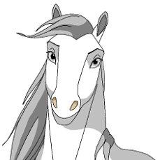 дикие лошади ролевая лайны раскраски спирит Ok Ru