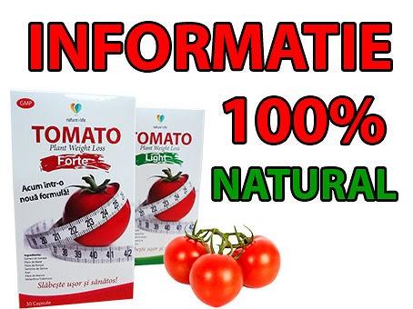 Tomato Plant Forte 30 capsule - Nature 4 Life