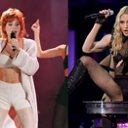Madonna - Hard Candy VS. Mylene Farmer Point de Su
