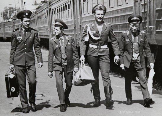 бывает верхней фото дембелей советской армии стало