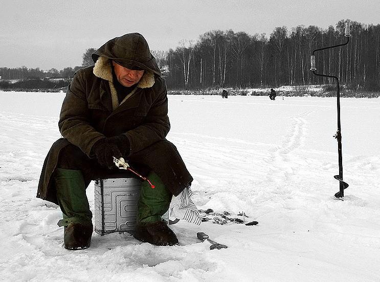 Мерзнут ноги на рыбалке зимой
