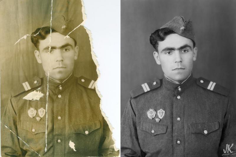 Реставрация фотографий в брянске