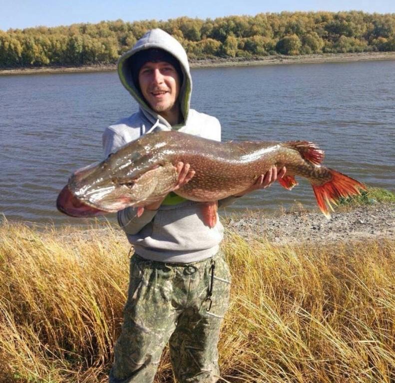 Рыбалку в таре омской области