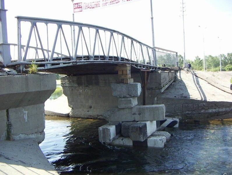 Открытка, смешные картинки о мостах