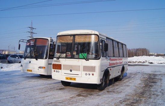Автобусы ПАТП
