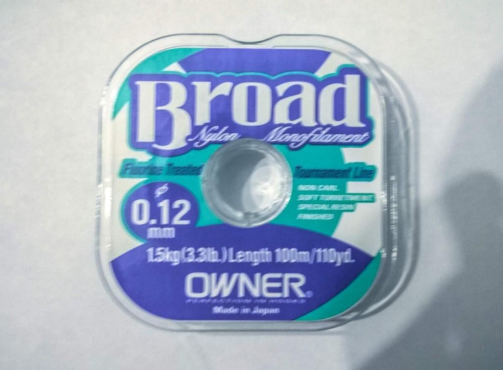 Леска owner broad - отзывы