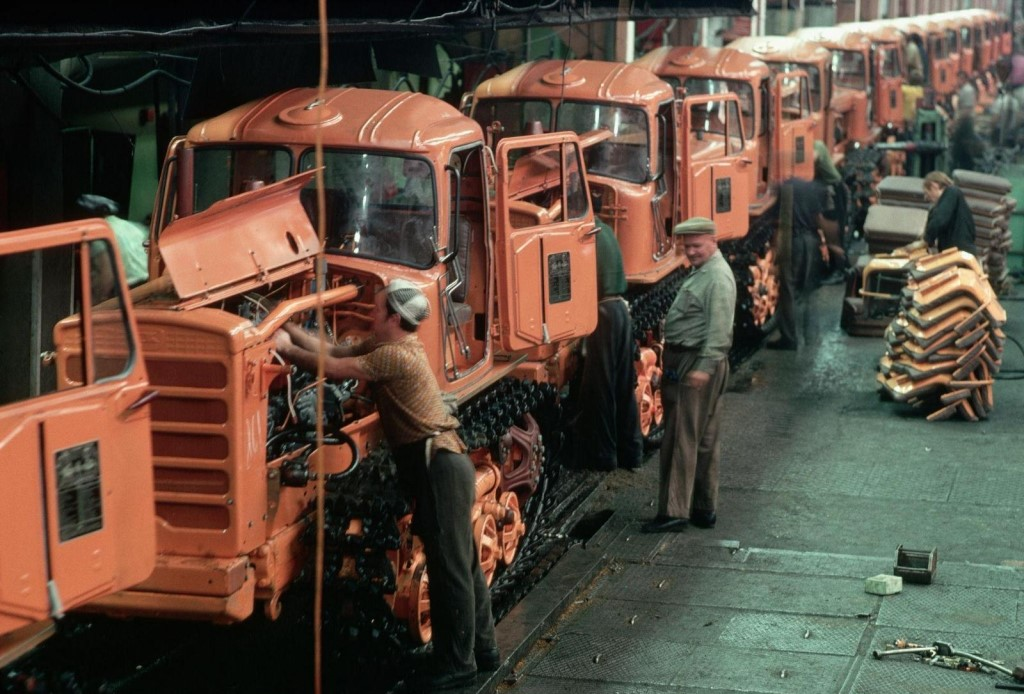 государственные стандартные трактора волгоградского завода фото просто