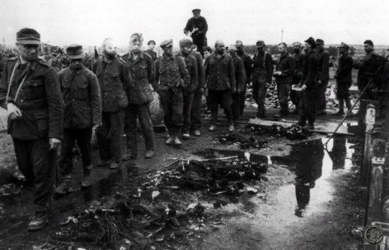 воспоминания военнопленных о немецких концлагерях