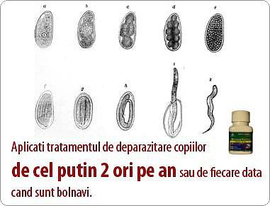 paraziti la fiere)