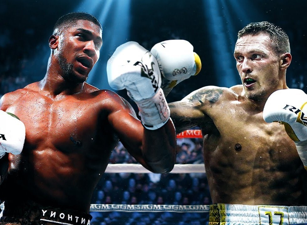 """BOXING NEws: Anthony Joshua - about the fight with Oleksandr Usyk: """"This is a fight for the brain"""""""