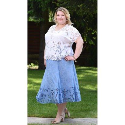 6a22448278c Распродажа женской одежды больших размеров СО СКИДКАМИ 40% в интернет-магазине  Моника!!!