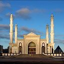 Hazrat Sultan Mosque (official page)