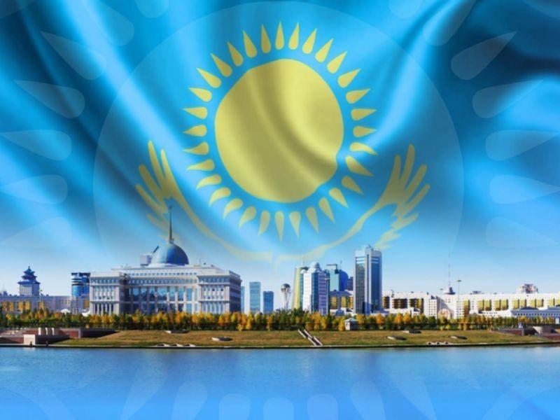 Смешные картинки, открытка для независимости казахстана