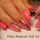 Irina Akopyan Nails Art