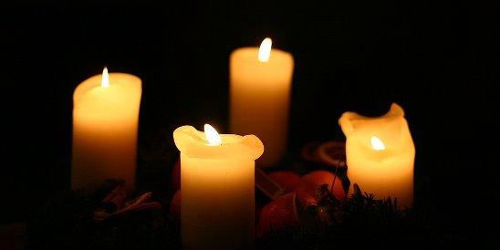 Картинки 17 октября день посиделок при свечах