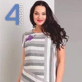 07c18d93b9e Интернет магазин модной одежды 4season.by