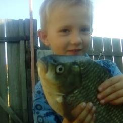 Рыбалка у тети маши