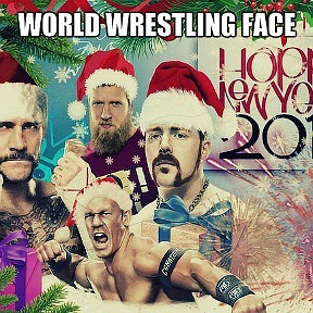 WWF - World Wrestling Face