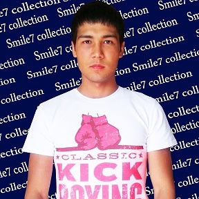 Futbolka  Smile7 collection Uzbekistan