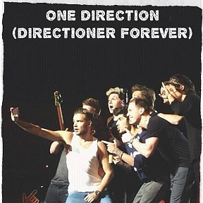 One Direction! (DIRECTIONER FOREVER)