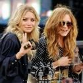 Mary-Kate and Ashly Olsens