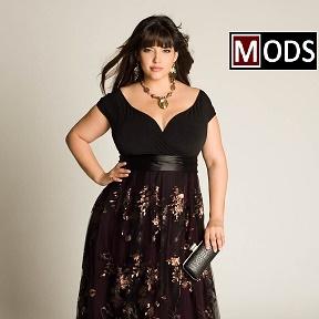 541eebd46 Женская одежда больших размеров. Платья для полных | OK.RU