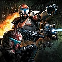 "Star wars republic commando, отряд ""Дельта""!"