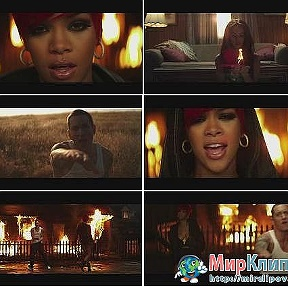 eminem feat.rihanna love the way you lie