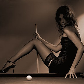 The best billiards plaer of Bukhara