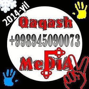 """Qaqash Media"" No:1 Group 2014-yil"
