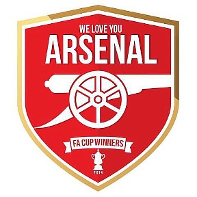 We Love You FC ArsenaL...