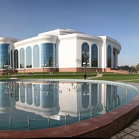 National Library of Uzbekistan