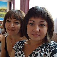 Алия Заяхова(Кунакбаева)