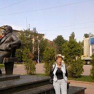 Анна Аксенова (Новиченок)