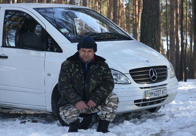 Ivan, 56, Okhtyrka
